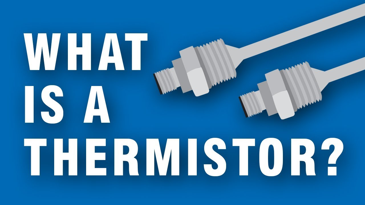 What is a Thermistor and how does it work? | Omega Engineering