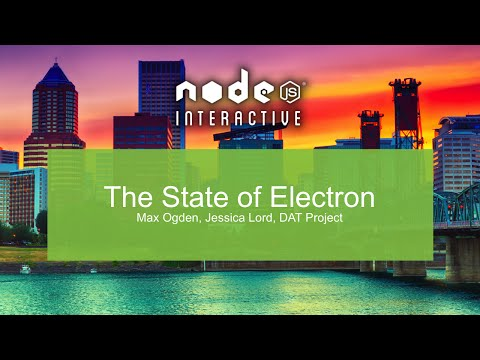 The State of Electron