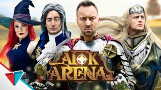 Busy Gamer Problems - AFK Arena