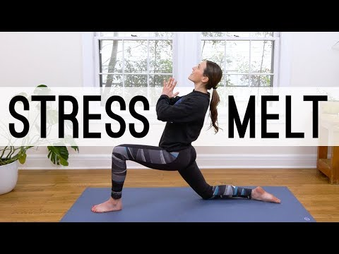 Stress Melt - 26 Min Yoga Break|Yoga With Adriene