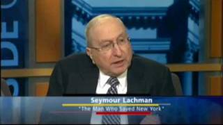 Lachman, Polner discuss former Gov. Hugh Carey (Part 1 of 2)