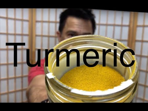 Unboxing Turmeric