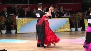 Miha Vodicar - Nadiya Bychkova, 1/2 Tango