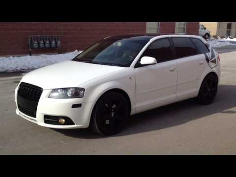 2007 Audi A3 3 2 Quattro S Line Youtube