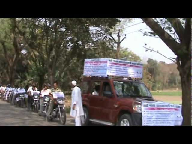 MARCH AGAINST BRIDE TRAFFICKING 2012