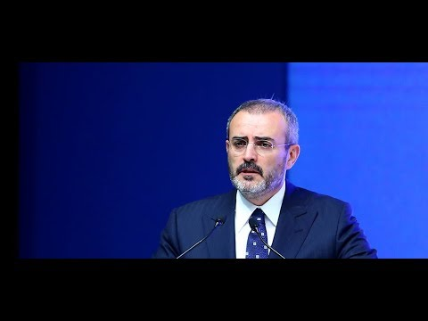 Parti Sözcüsü Mahir Ünal, SETA AK Parti Sempozyumu'nda konuştu