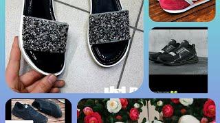 Рынок Садовод. Обувь мужская и женская. Nike, Puma, New Balance. обзор посылки.