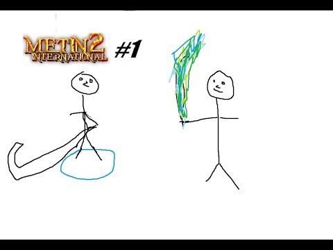 Metin2 International #1 Jak wszyscy to i ja , Początek Serii