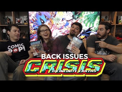 CRISIS ON INFINITE EARTHS | Back Issues
