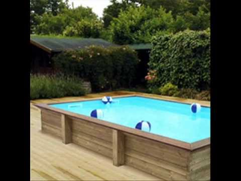 Las piscinas desmontables youtube for Piscinas desmontables cuadradas