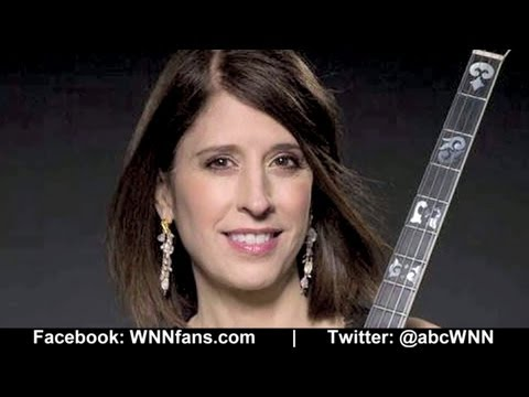 WNN EXTRA: Cynthia Sayer Jazz Banjoist