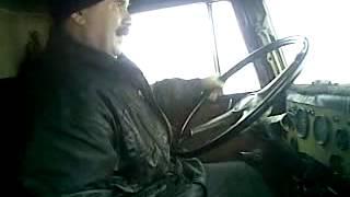 видео Устройство коробки передач КамАЗ и схема переключения скоростей