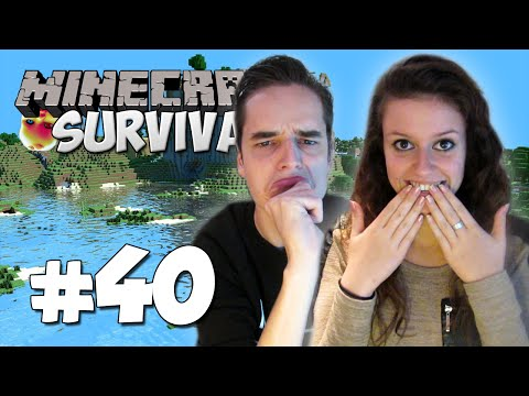 THAT'S WHAT SHE SAID! - Minecraft Survival #40