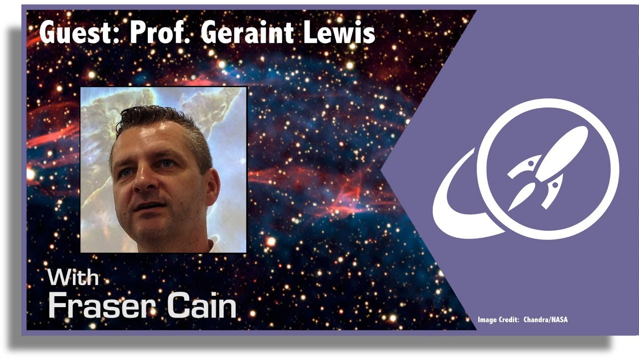 The Anthropic Principle: A chat with Fraser Cain