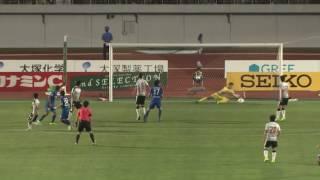 第19節 徳島ヴォルティス vs ロアッソ熊本