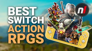 Best Action Rpgs On Nintendo Switch