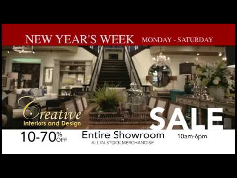 The Look You'll Love is on Sale at Creative Interiors and Design!