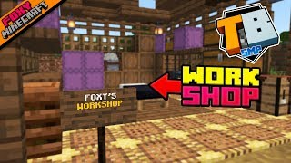 Workshop | Truly Bedrock [1-33] | Minecraft Bedrock Edition SMP (MCPE / MCBE)