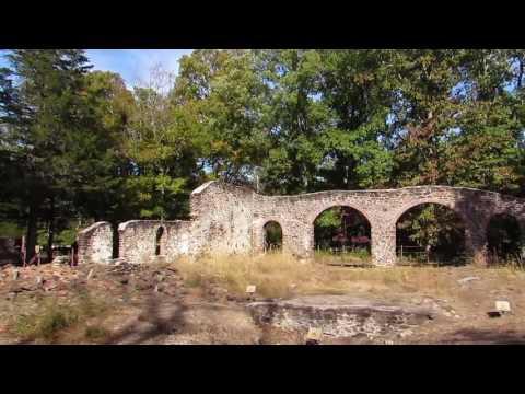 Atlantic County Park Ruins, New Jersey