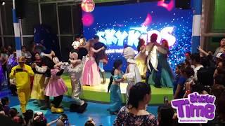Princesas SHOW TIME en Monterrey