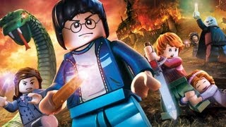 CGRundertow LEGO HARRY POTTER: YEARS 5-7 for Nintendo Wii Video Game Review