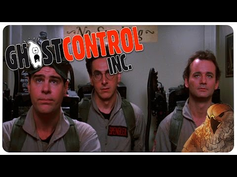 Ghost Control INC Gameplay - Part 1 of 2 - Ghost Bustin'! - Let's Play