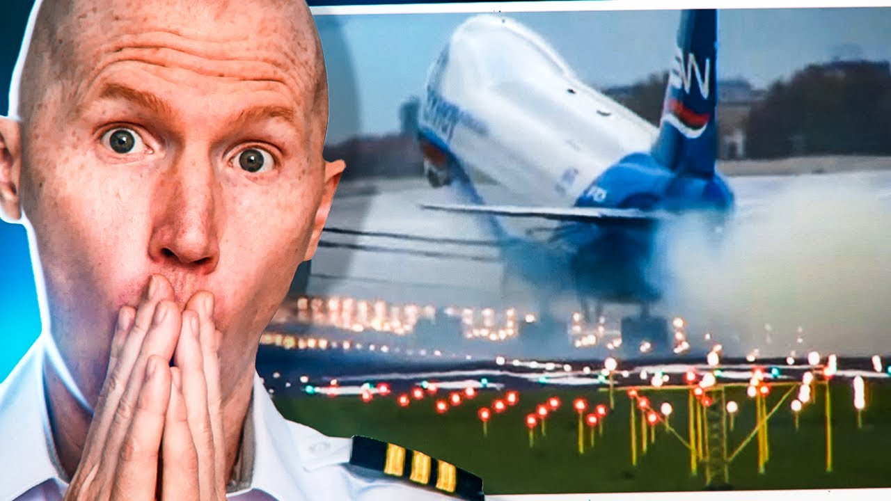 747 Slams Landing So Hard They Bounce | Viral Debrief