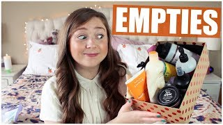 Winter Empties! Home, Health & Beauty | 2018