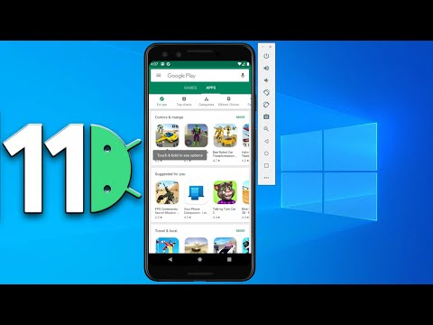 Android 11 Emulator For Windows PC 2020 Installation