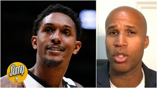 Lou Williams playing would make Clippers the favorite for NBA title – Richard Jefferson | The Jump