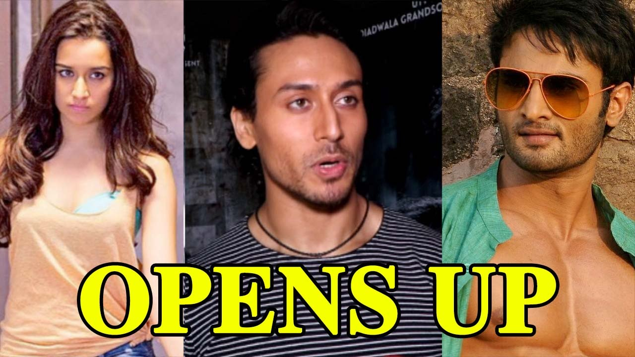 Download Tiger Shroff Opens Up On Working With Shraddha Kapoor And Sudheer Babu!