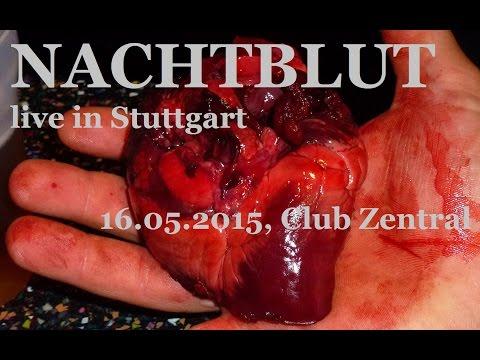 Nachtblut Chimonas Tour 2015 - Stuttgart (Full Concert)