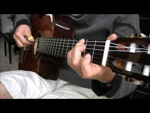 Sailing By Rod Stewart Fingerstyle Guitar Tab Youtube
