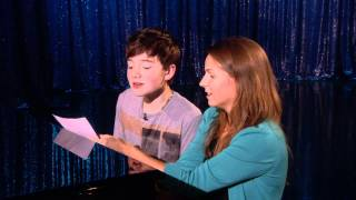 Greyson Writes a Song about 'Love'
