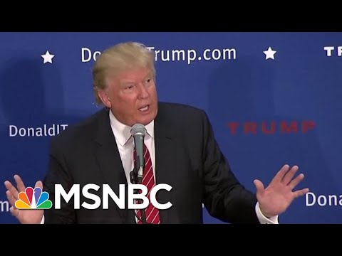 New Low? Donald Trump's Profane Tirades Make White House History | The Beat With Ari Melber | MSNBC