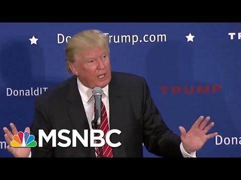 New Low? Donald Trump's Profane Tirades Make White House History | The Beat With Ari Melber | MSNBC
