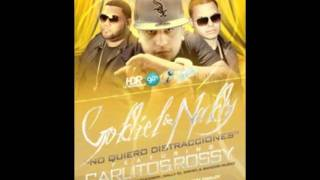 Goldiel & Naldy Ft. Carlitos Rossy -- No Quiero Distracciones (New 2011)