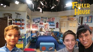 FULLER HOUSE SET Live Audience experience