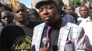 Sonko threatens to quit Jubilee citing frustrations