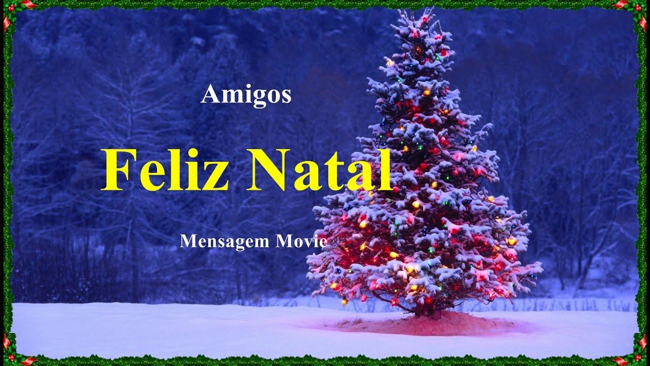 Mensagem De Saudades Da Amiga: Mensagem De Feliz Natal
