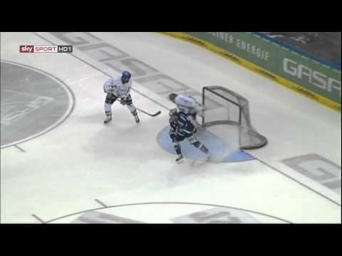 DEL Finale 2012 (Penalty zum 3:1) Eisbären Berlin vs. Adler Mannheim
