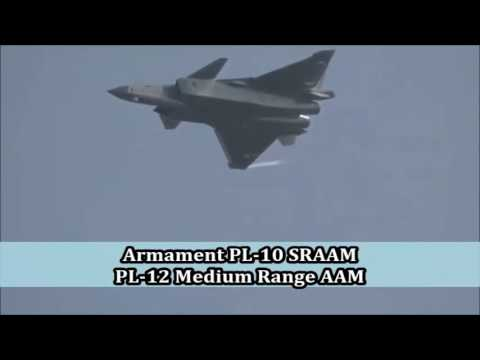 Power of Chengdu J 20 (Chinese Stealth fighter Aircraft) l 殲