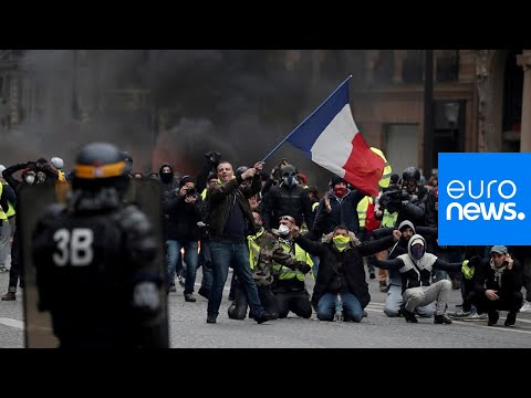 Document - Au cœur de la colère des gilets jaunes français