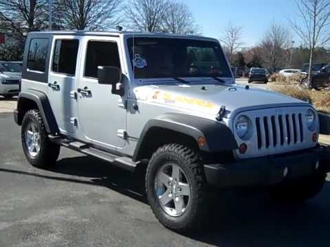 Used 2010 Jeep Wrangler Unlimited Islander 4x4 in Charlotte, NC ...