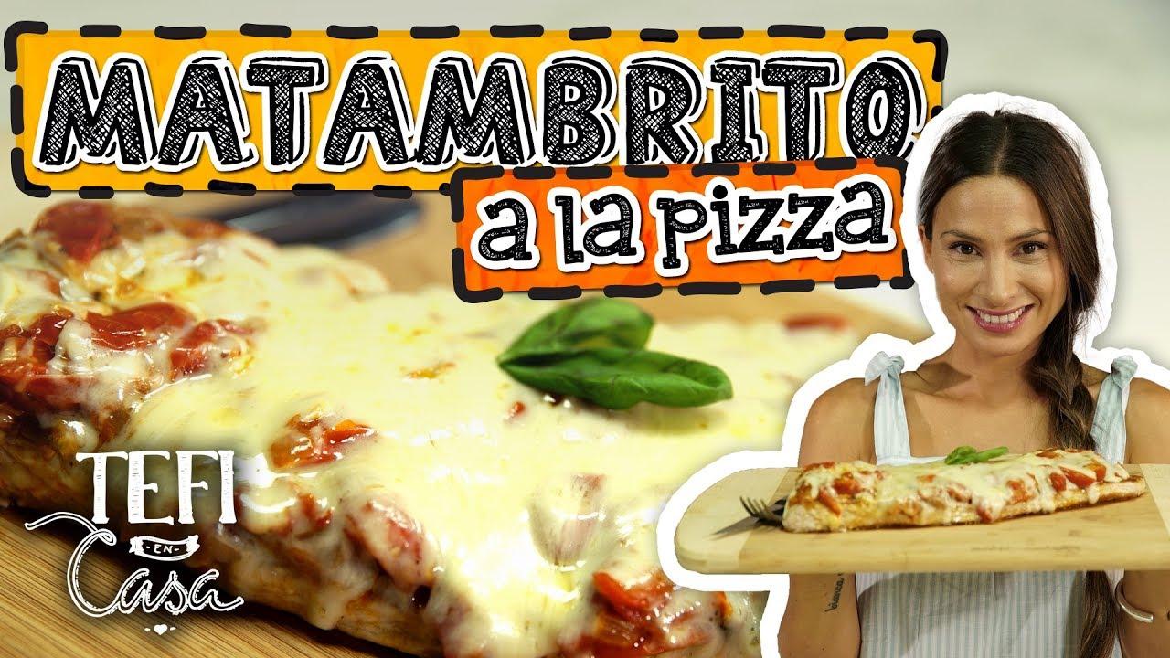 Matambre a la Pizza | Tefi en Casa