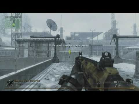 Mw2 Duelo por Equipos Sub base (G/C) by Willyrex [HD]