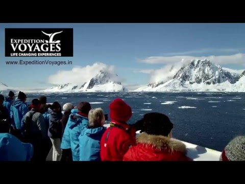 Visit Antarctica with Expedition Voyages