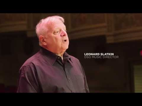 "Leonard Slatkin on Tchaikovsky's Symphony No. 2, ""Little Russian"""