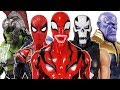 Crossbones   Thanos attacking the Avengers  Go   Hulk  Iron Man  Spider Man  Captain America