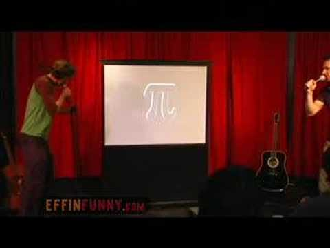 Hard 'n Phirm Effinfunny Performance - A Tribute to Pi